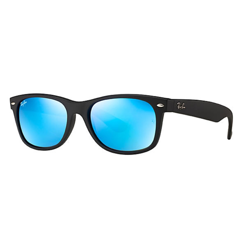 Ray-Ban 0RB2132-NEW WAYFARER FLASH Black