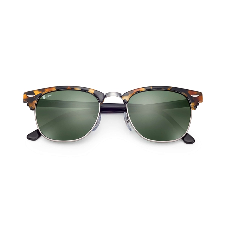 Ray-Ban 0RB3016-CLUBMASTER FLECK Tortoise
