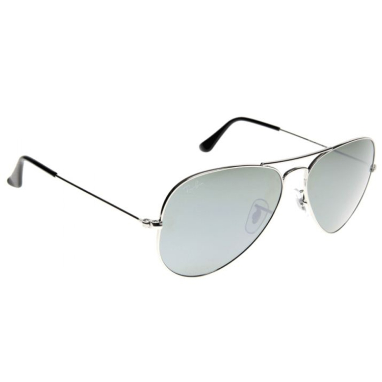 Ray-Ban Aviator Silver Mirror Mens Sunglasses RB3025