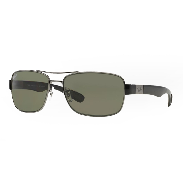 Ray-Ban RB3522 61 Green & Gunmetal